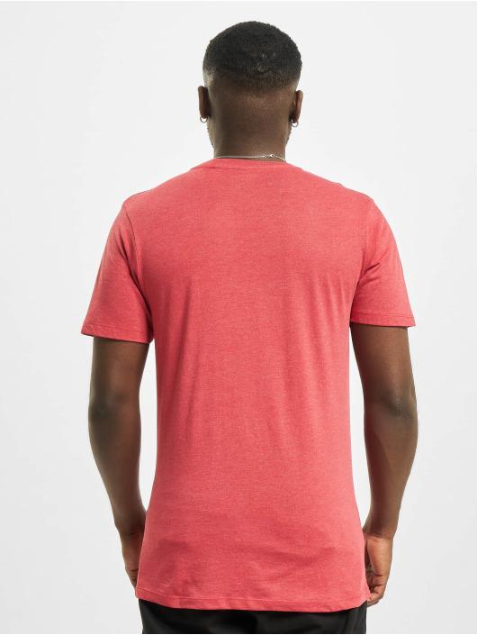 Jack & Jones T-Shirty jjeJeans Noos czerwony