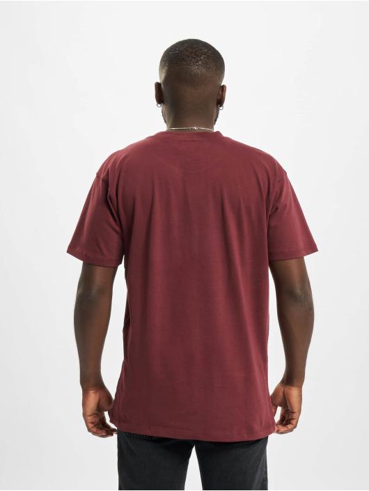 Jack & Jones T-Shirty Jprbluderek czerwony