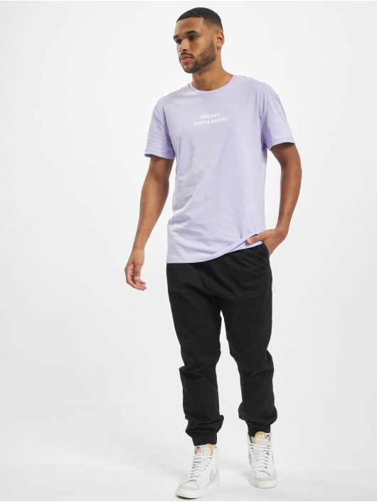 Jack & Jones T-Shirty jorKeep fioletowy