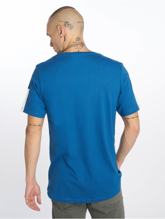 Jack & Jones T-Shirty jcoNewmeeting niebieski