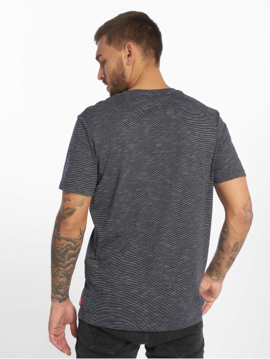 Jack & Jones T-Shirty jcoFresco niebieski