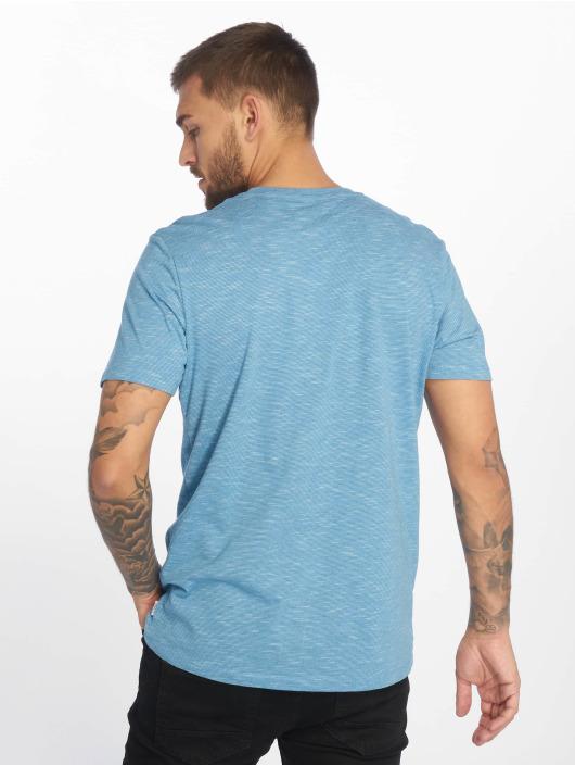 Jack & Jones T-Shirty jcoFresco niebieski