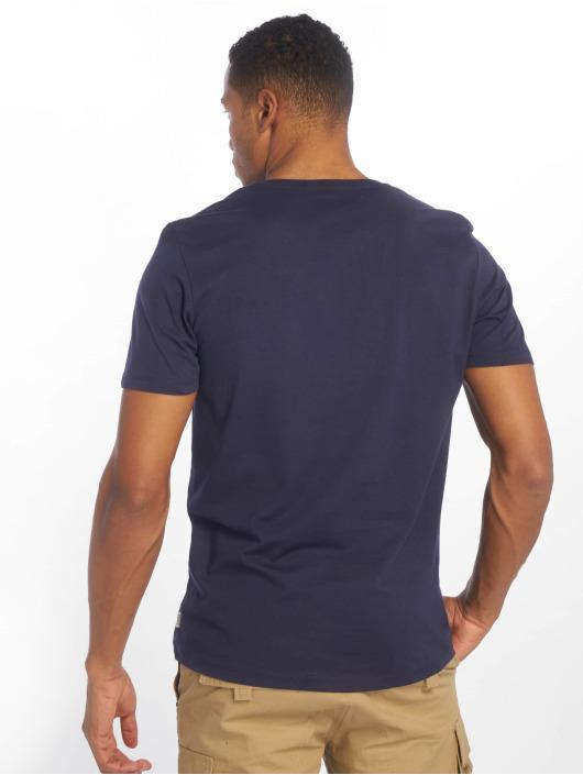 Jack & Jones T-Shirty jcoDustin niebieski