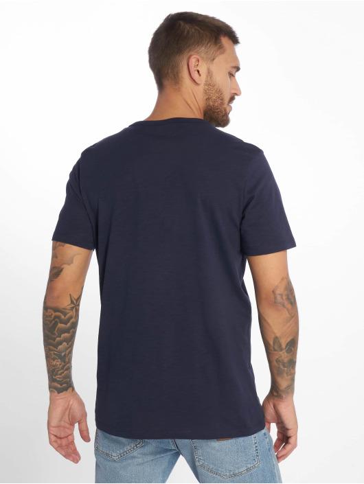 Jack & Jones T-Shirty jcoLaw niebieski