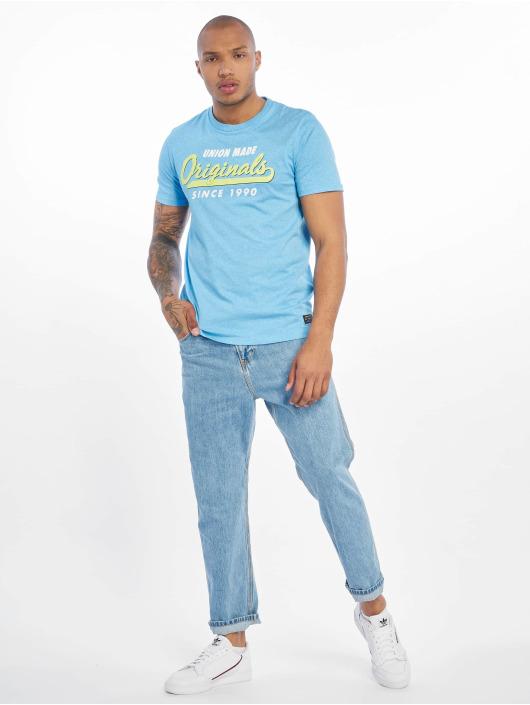 Jack & Jones T-Shirty jorBranding niebieski