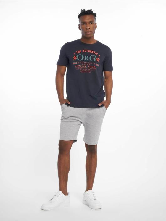 Jack & Jones T-Shirty jorVoyage niebieski