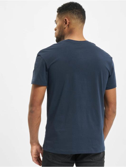 Jack & Jones T-Shirty jorGrinch niebieski