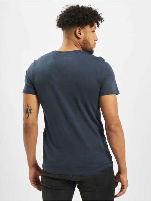 Jack & Jones T-Shirty jorHeat niebieski