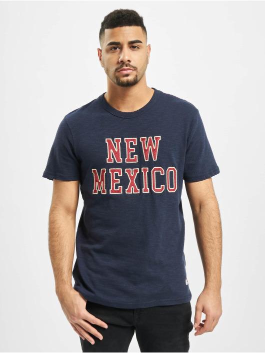 Jack & Jones T-Shirty jprGeorge niebieski