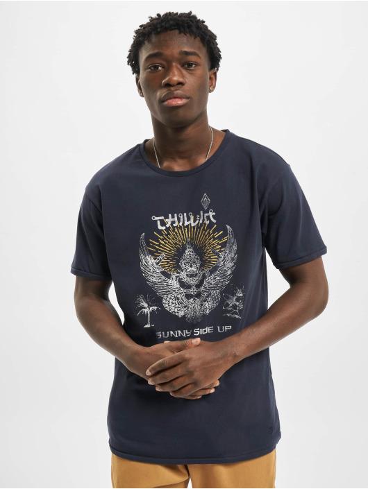 Jack & Jones T-Shirty jprLucas niebieski