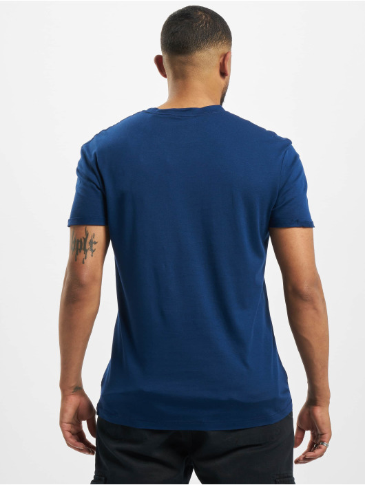 Jack & Jones T-Shirty jprVincent Bla. niebieski