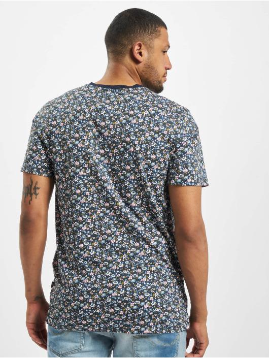 Jack & Jones T-Shirty jprJames niebieski