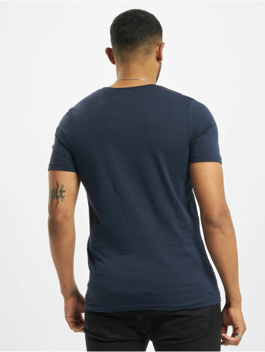 Jack & Jones T-Shirty jcoJumbo niebieski
