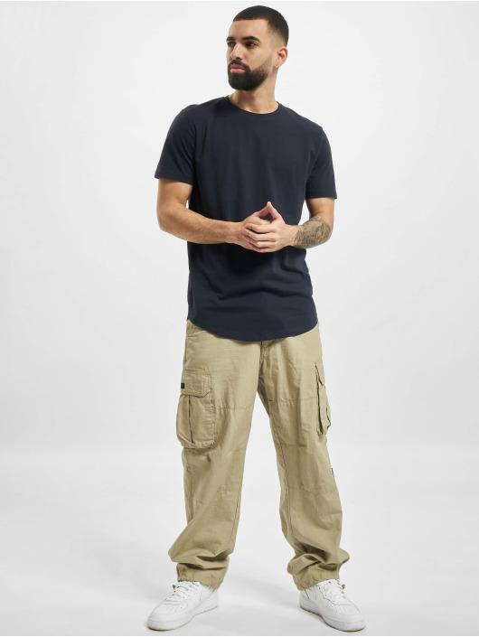 Jack & Jones T-Shirty jjeNoa Noos niebieski