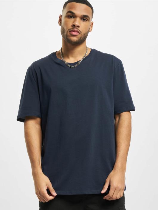 Jack & Jones T-Shirty jjeOrganic Basic Noos niebieski