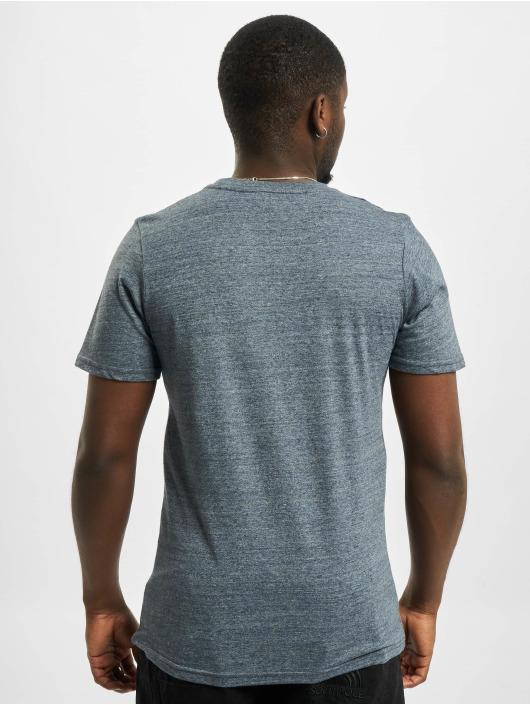 Jack & Jones T-Shirty jjeMelange Noos niebieski
