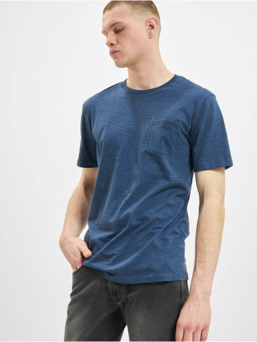 Jack & Jones T-Shirty jprBludexter niebieski
