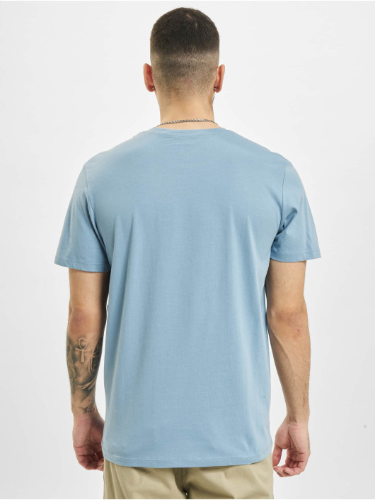 Jack & Jones T-Shirty jjPock niebieski