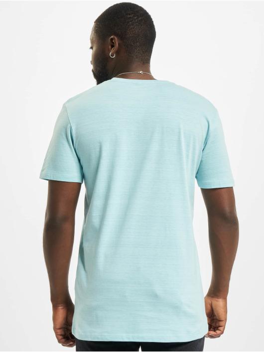 Jack & Jones T-Shirty Jorpoolside niebieski