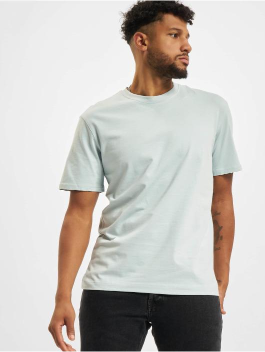 Jack & Jones T-Shirty Jjerelaxed O-Neck niebieski