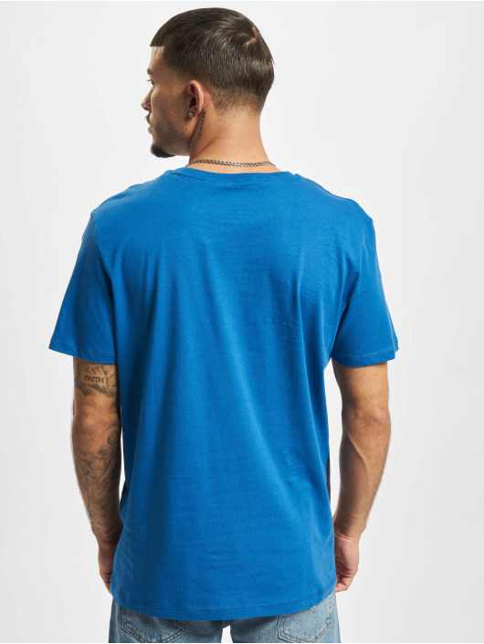 Jack & Jones T-Shirty Jjmonse niebieski