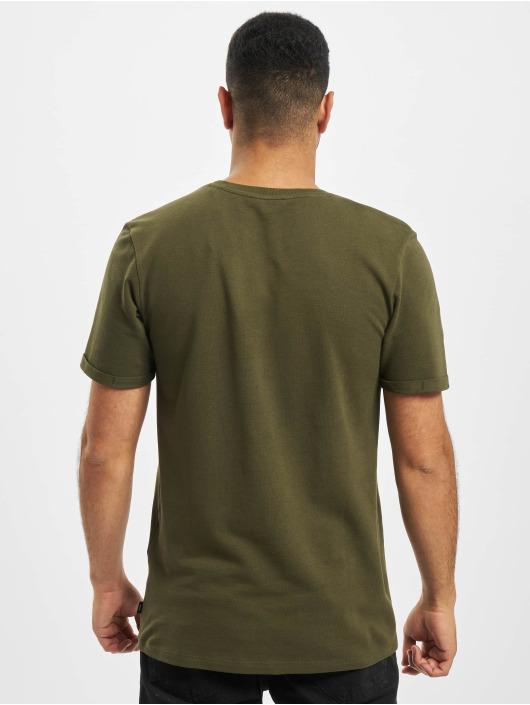 Jack & Jones T-Shirty jprBlahardy oliwkowy
