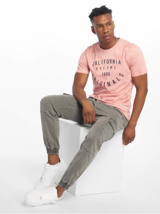 Jack & Jones T-Shirty jorFun rózowy