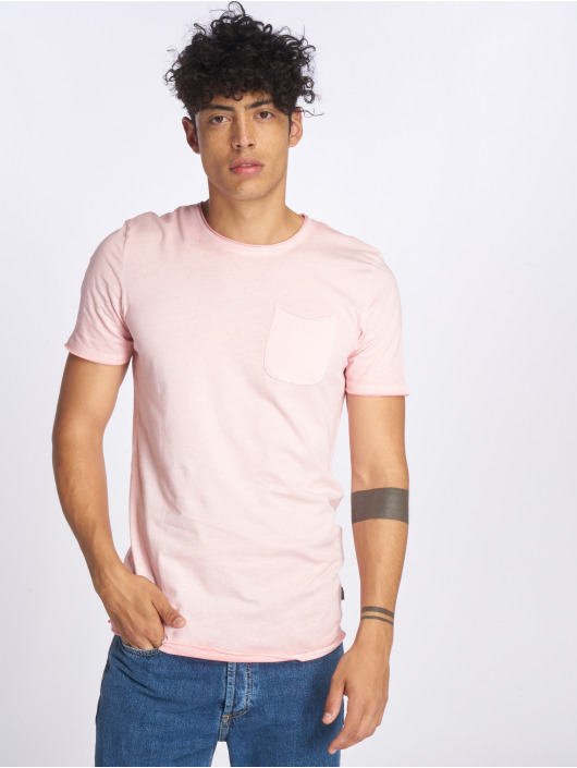 Jack & Jones T-Shirty jorJack rózowy