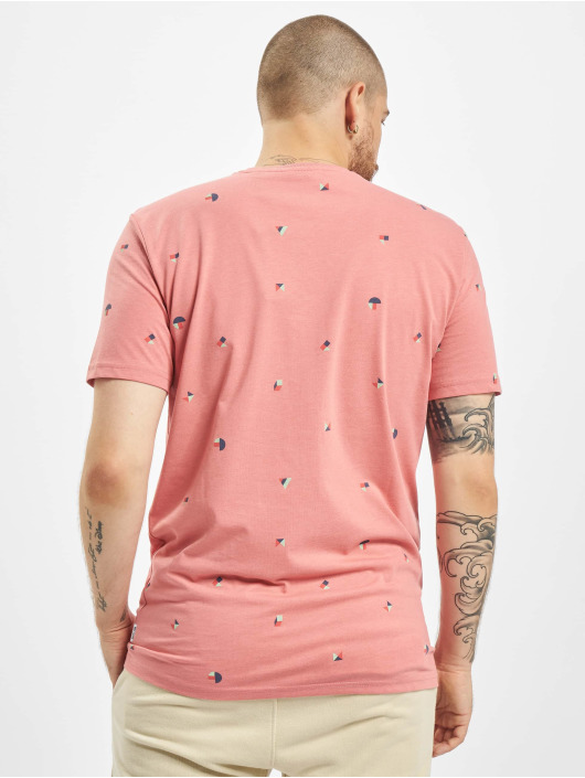 Jack & Jones T-Shirty onsKrister rózowy