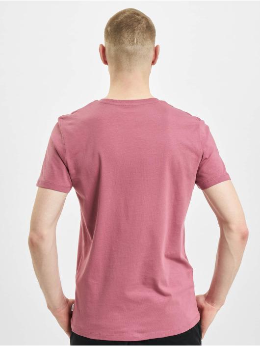 Jack & Jones T-Shirty jorJoshua rózowy