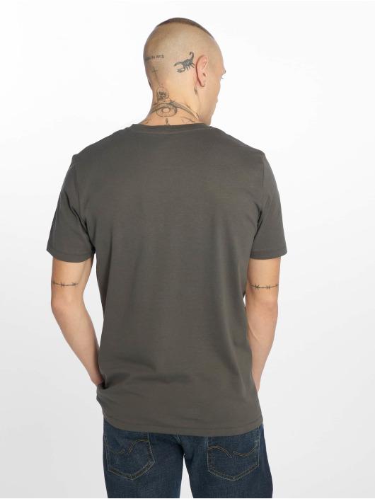 Jack & Jones T-Shirty Jorturtle szary