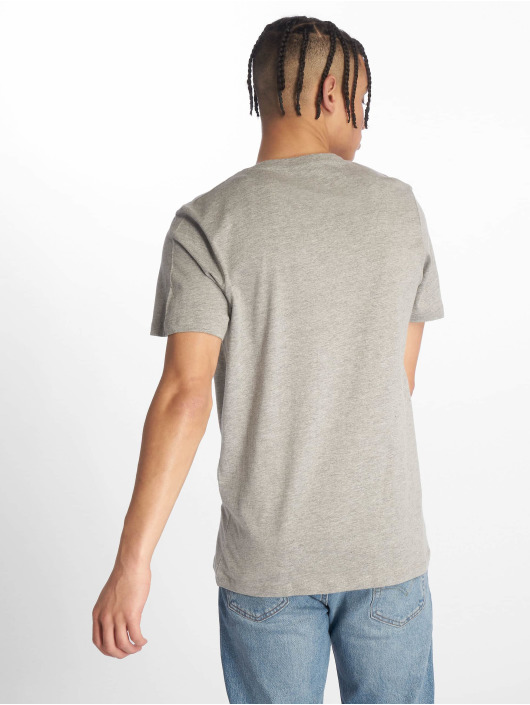 Jack & Jones T-Shirty jcoBooster szary