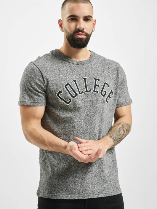 Jack & Jones T-Shirty jprGeorge szary