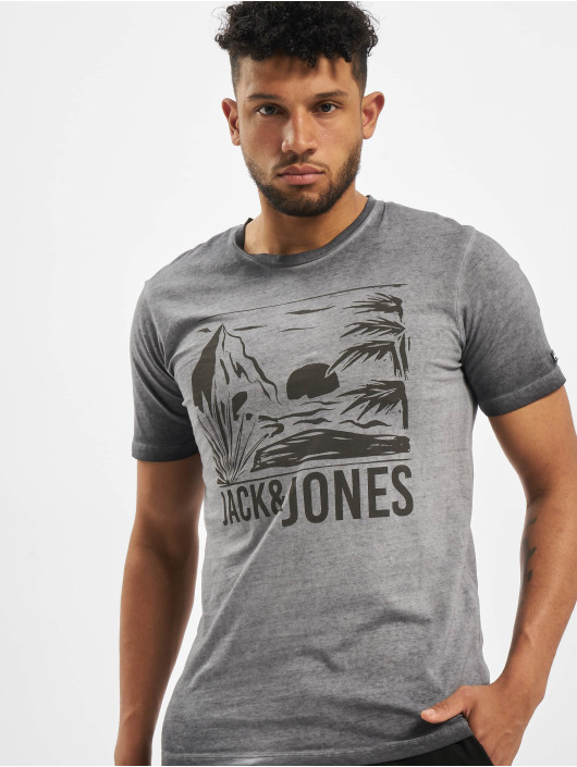 Jack & Jones T-Shirty jorAbre szary