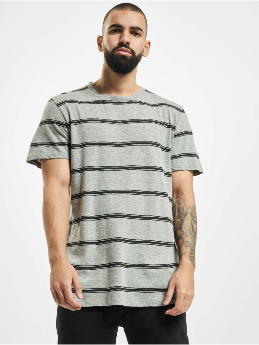 Jack & Jones T-Shirty jprBlujordan szary