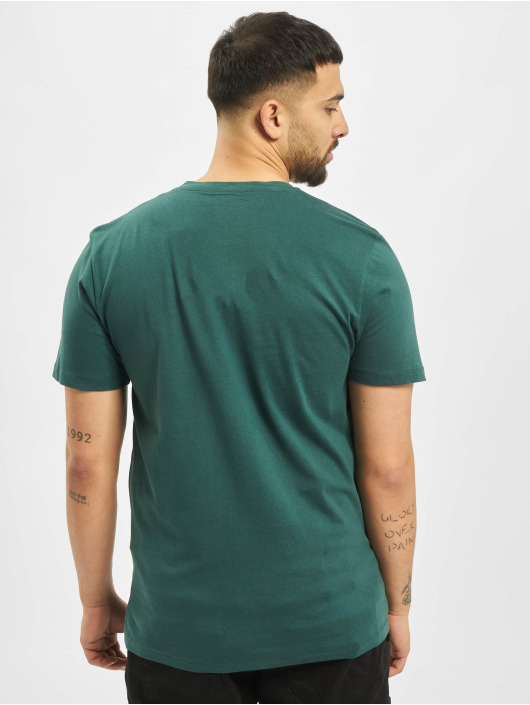 Jack & Jones T-Shirty jorSantaparty turkusowy