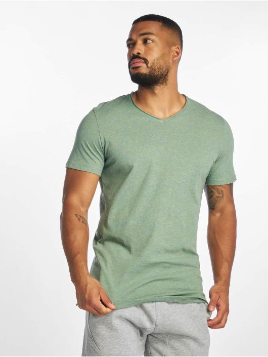 Jack & Jones T-Shirty jorMorgan zielony