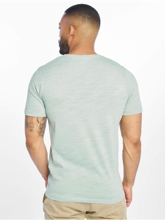 Jack & Jones T-Shirty jcoPara zielony