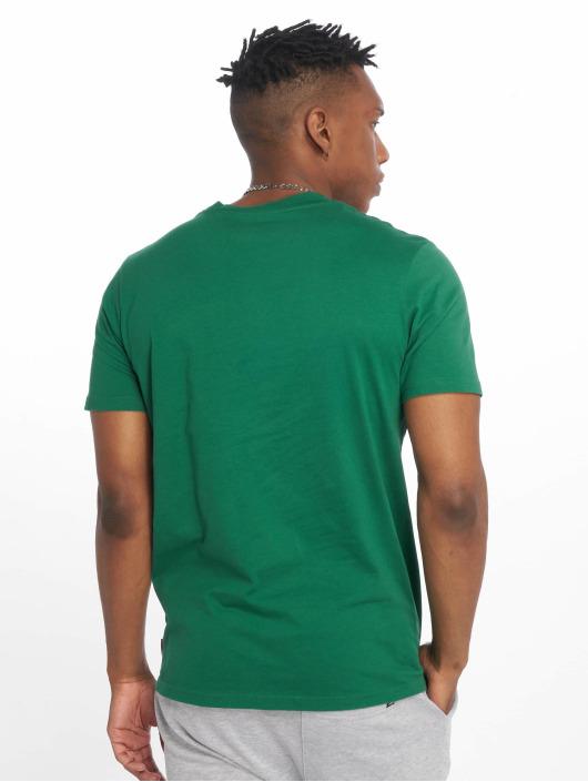 Jack & Jones T-Shirty jcoViking zielony