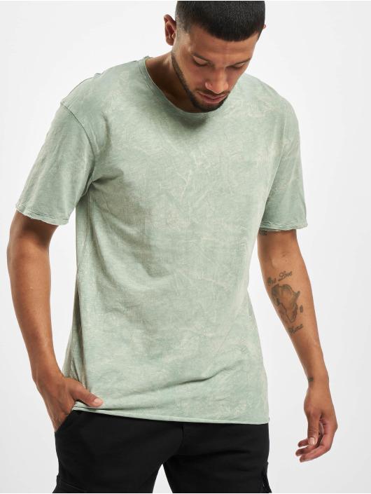 Jack & Jones T-Shirty jorFred zielony