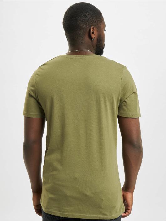 Jack & Jones T-Shirty jcoJenson zielony