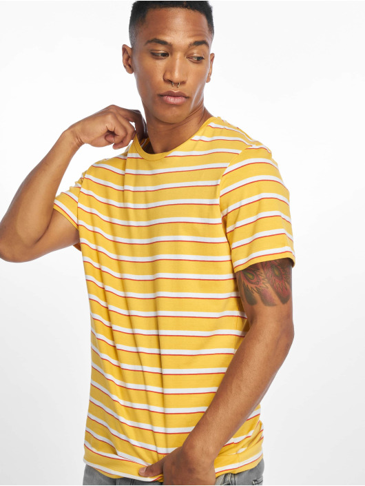Jack & Jones T-Shirty jorRetrovibe zólty