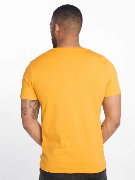 Jack & Jones T-Shirty jcoDustin zólty