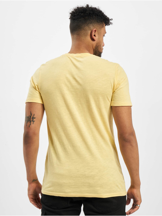 Jack & Jones T-Shirty jorKallo zólty