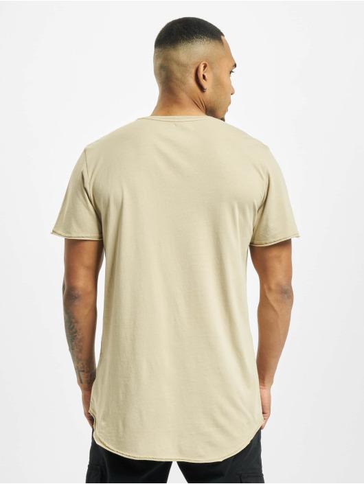 Jack & Jones T-skjorter jorZack beige