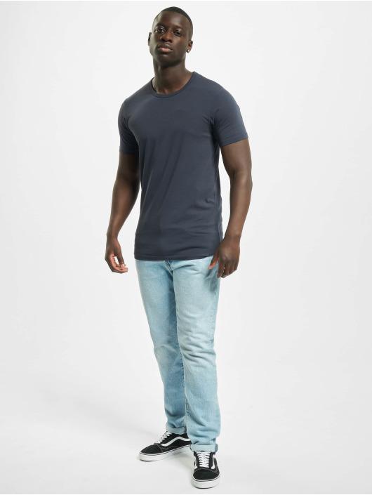 Jack & Jones T-skjorter Basic O-Neck blå