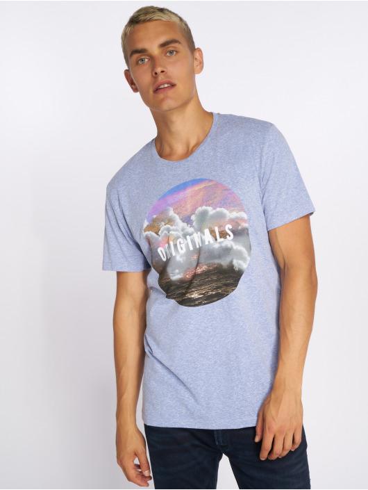 Jack & Jones T-skjorter jorStream blå