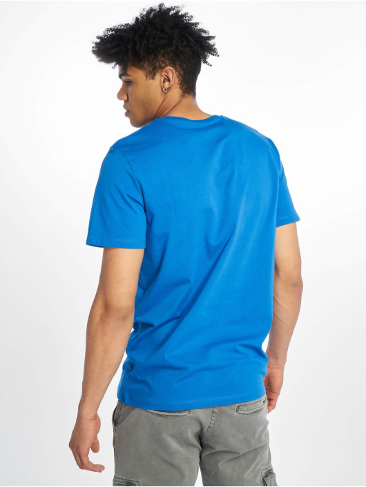 Jack & Jones T-skjorter jcoSpring-Feel blå