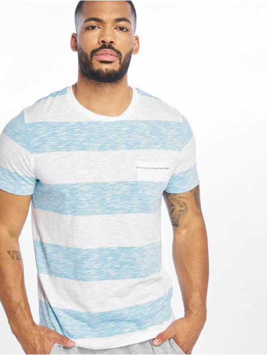 Jack & Jones T-skjorter jcoStray blå