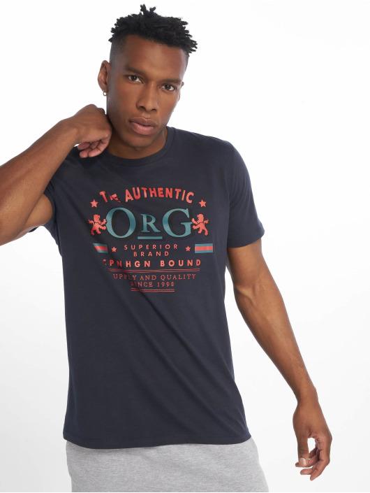 Jack & Jones T-skjorter jorVoyage blå